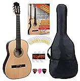 Classic Cantabile Acoustic Series AS-851 7/8 guitarra de concierto set para principiantes