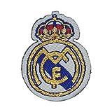 Real Madrid - Futbol - Football - Soccer - Embroidered - Patch - Emblem - Logo - Badge Applique - Bordado - Apliques - Emblema - Customize