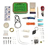 Bushcraft BCB Combat Survival Tin - Kit de Supervivencia