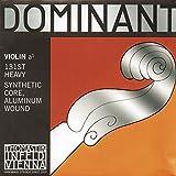 Thomastik cuerda suelta para 4/4 violín dominant - cuerda la núcleo de plástico, entorchado de aluminio, fuerte.