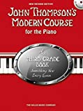 John Thompson's Modern Course for the Piano 3 & CD: Revised Edition