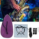 Accesorios de saxofón conveniente profesional para todo tipo de saxofones para entusiastas del saxofón