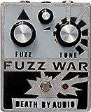 Death By Audio Fuzz War · Pedal guitarra eléctrica