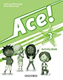 Ace! 3: Activity Book - 9780194006897